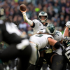 Carson Wentz Eagles passing