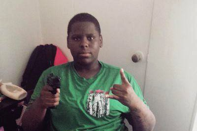 Teen shooter Casche Alford