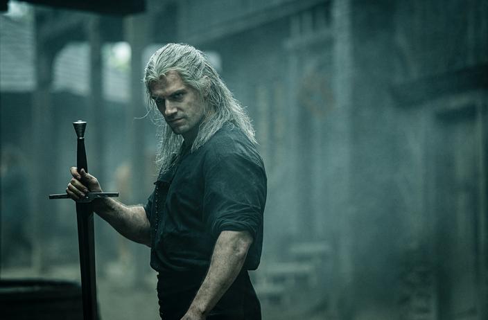 Netflix The Witcher Henry Cavill