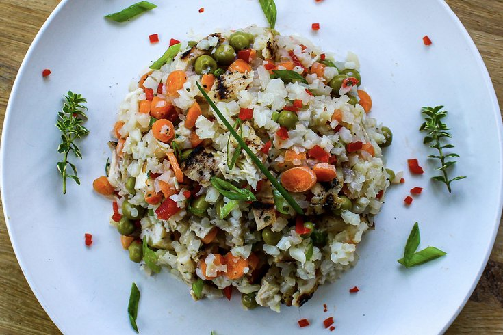 Limited - Chinese-Style Chicken n' Cauliflower Rice