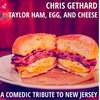 Chris Gethard album new jersey