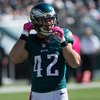 Chris Maragos eagles retirement