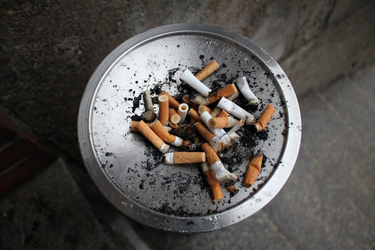 Cigarette smoking declining among American adults