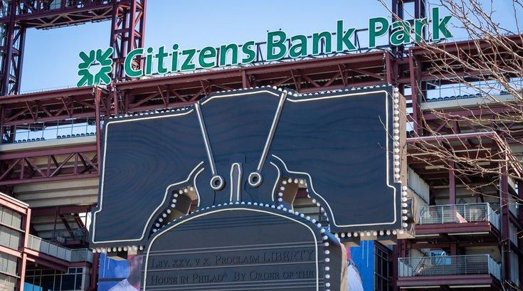 Citizens Bank Park Eagles games