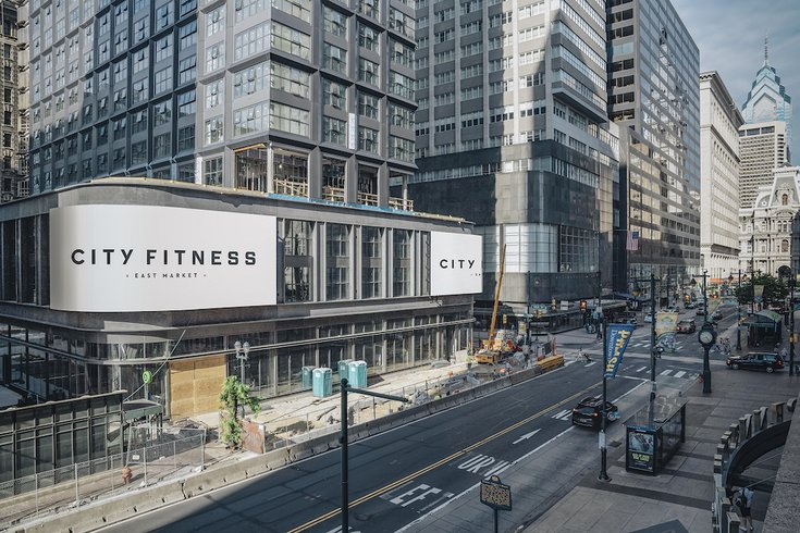 city fitness east market