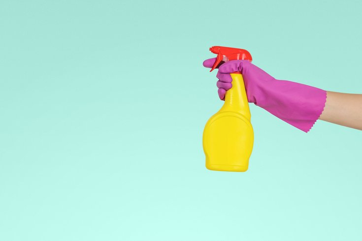 Chemicals in cleaning products could trigger asthma