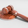 Judge Gavel Court Stock Photo