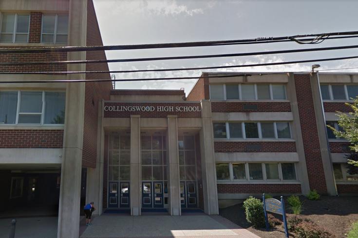 Collingswood high school gun