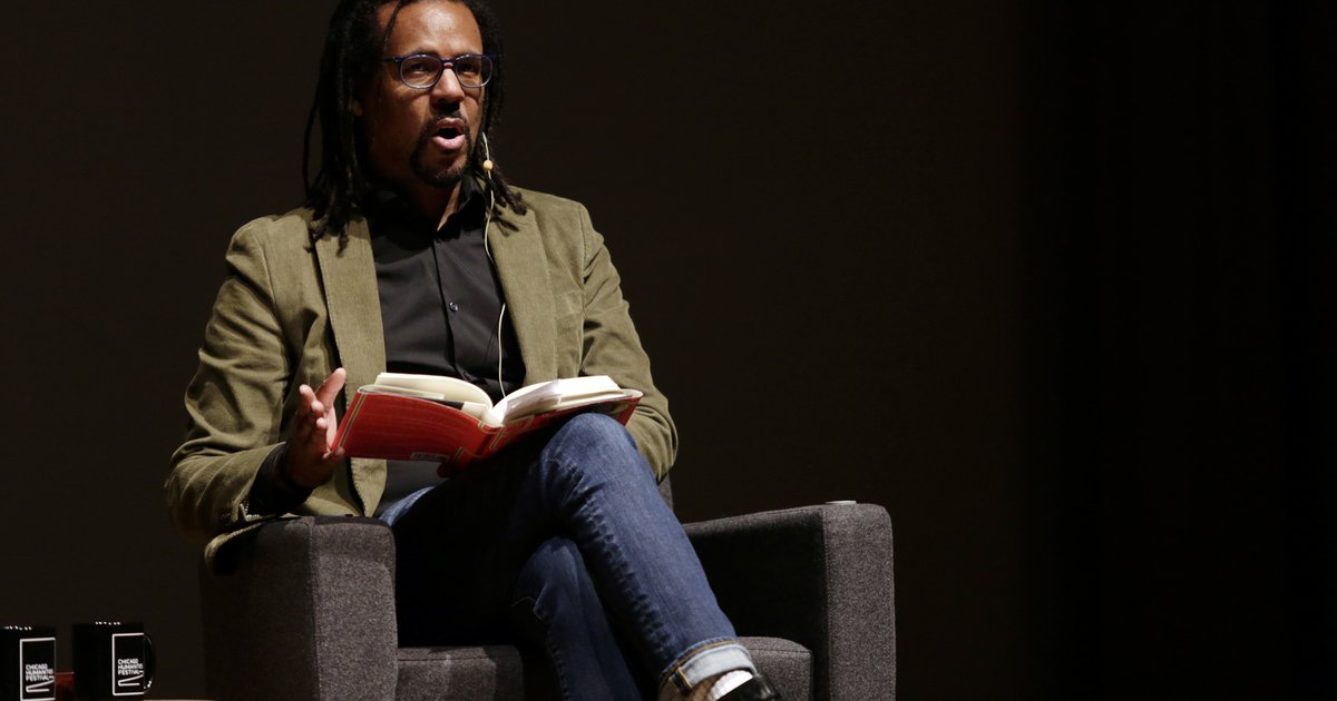 Pulitzer Prize winner Colson Whitehead cancels reading at Free Library of Philadelphia