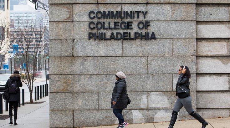 community college of philadelphia spring 2021 semester