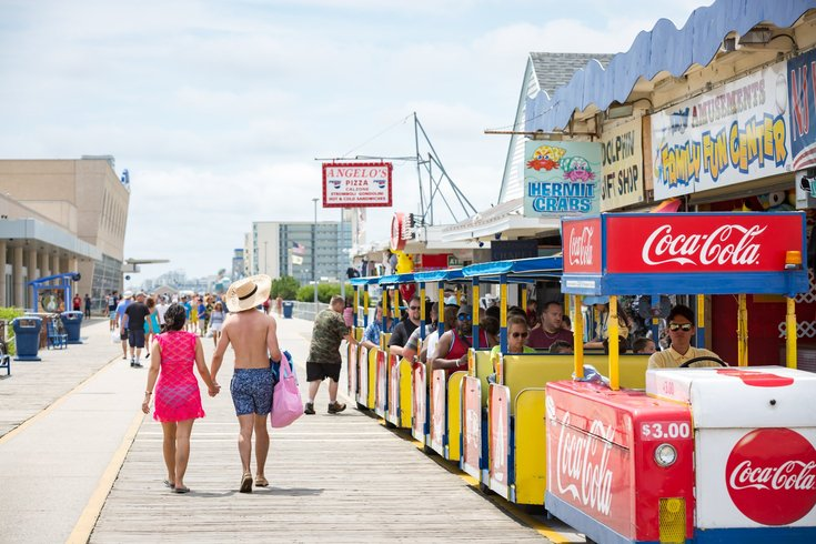 Wildwood Boardwalk Carroll