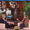 N.J. Sen. Cory Booker gushes over girlfriend Rosario Dawson to Ellen