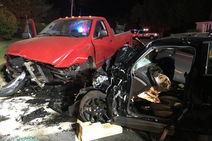 Winslow crash