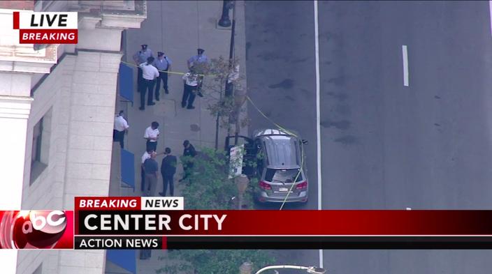 Center City shooting toddler