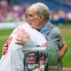 Phillies David Montgomery dies
