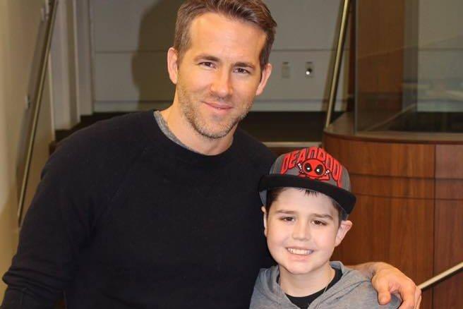 Ryan Reynolds Cancer
