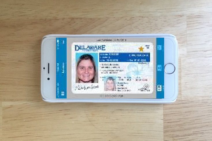 Delaware Your License Driver's Ids Mobile Phillyvoice Smartphone On Testing