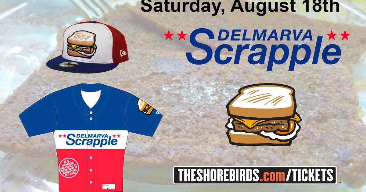 Maryland Minor League Baseball Team To Become Scrapple For One Game Phillyvoice