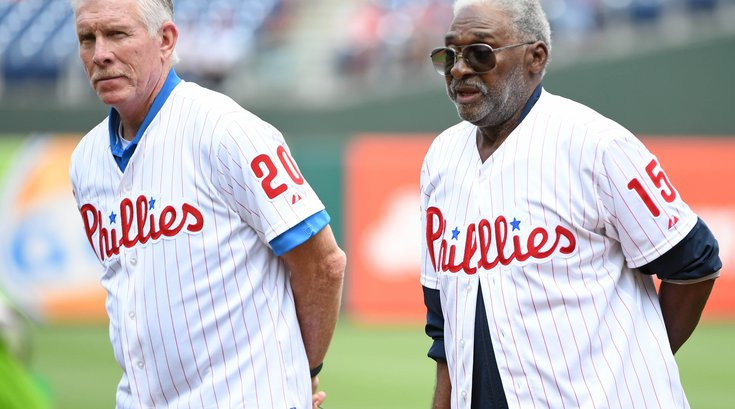 dick allen phillies number retirement