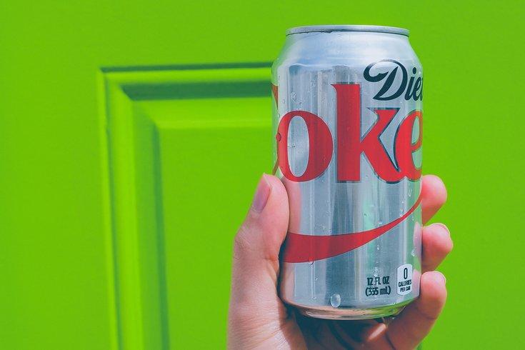 Diet Coke Artificial Sweetener