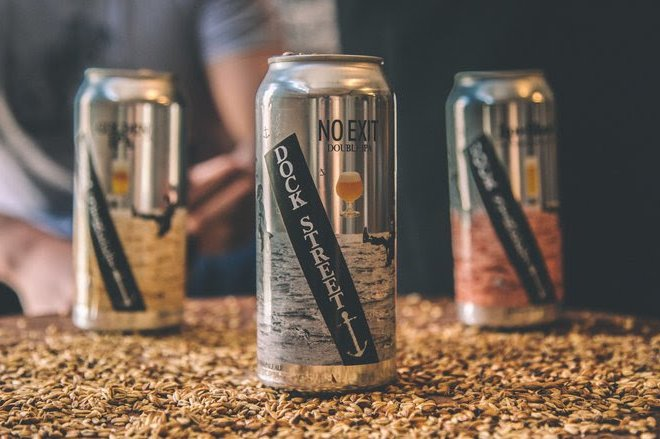 Dock Street Cans