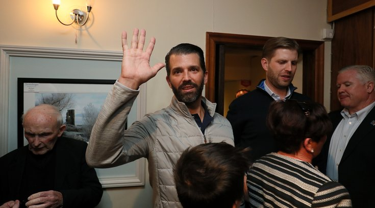 Donald Trump Jr. Pottstown