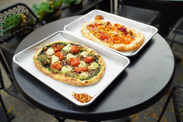 double zero vegan pizza