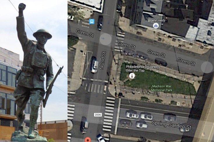 Doughboy Statue NLNA