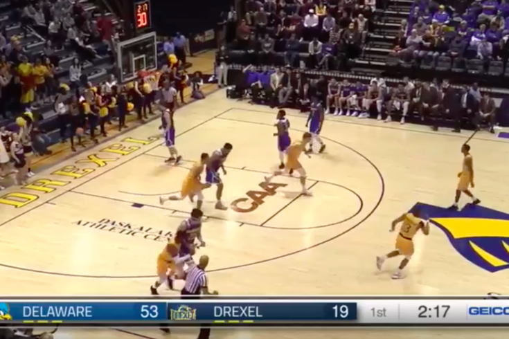Drexel Dragons College Basketball Comeback