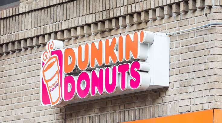 dunkin donuts gas stations