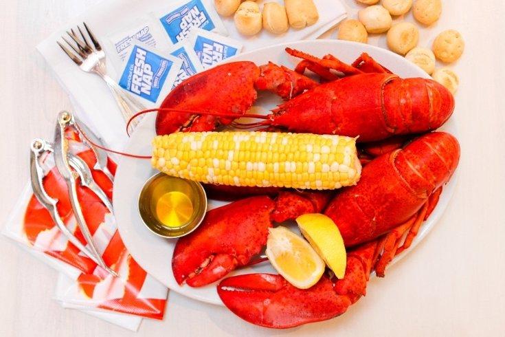 Oyster House Philadelphia Lobster Dinner