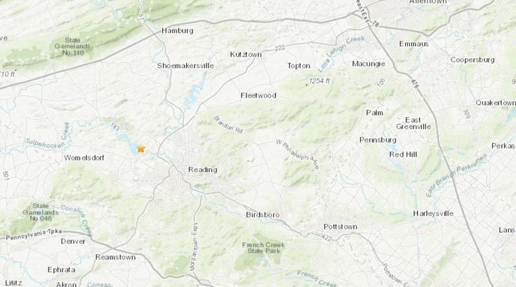 Earthquake july 19 pennsylvania