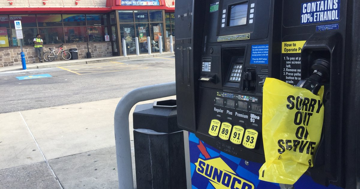 Sunoco Gas Station Near Me >> Teens Threaten Throw Rocks At Customers Of Philly Gas Station