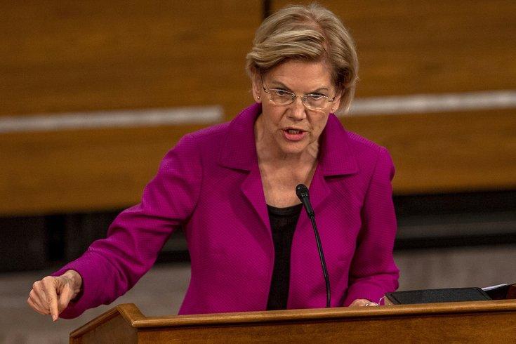 Elizabeth Warren wealth tax study