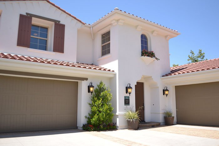 Stucco home fed cuts rates
