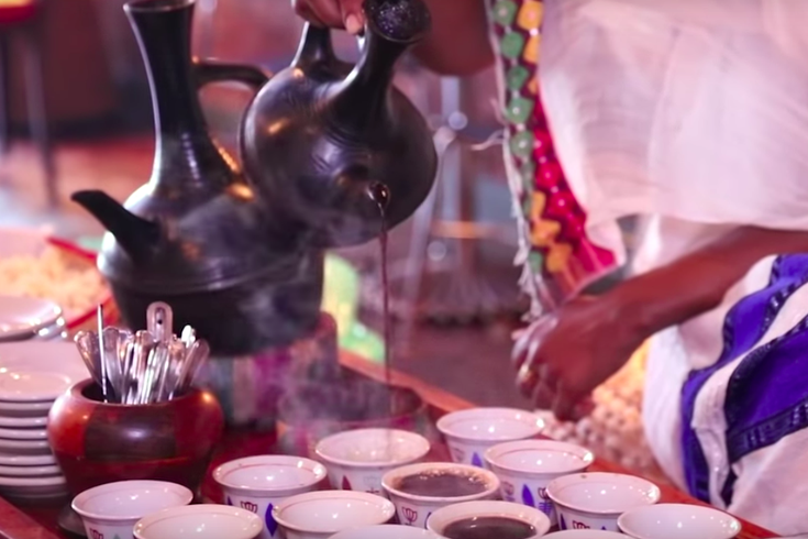 West Philly Ethiopian Coffee