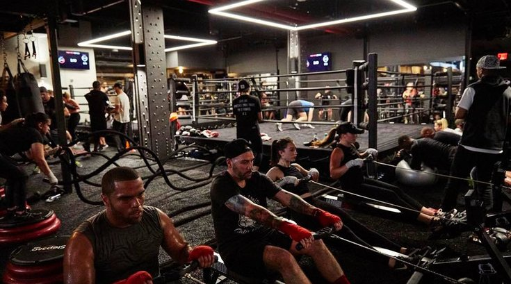 everybodyfights gym