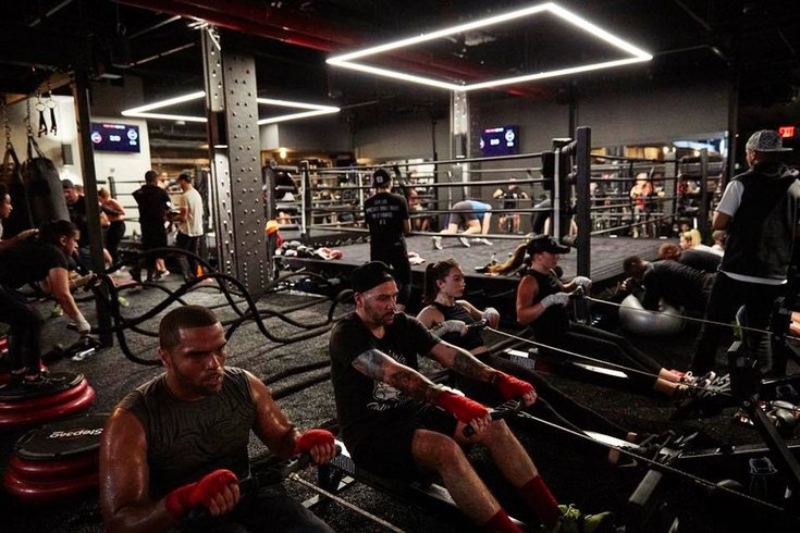 everybodyfights gym