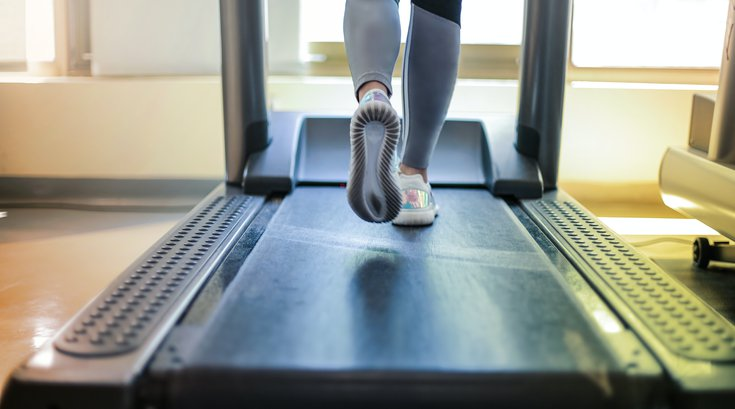 Exercise-induced high blood pressure
