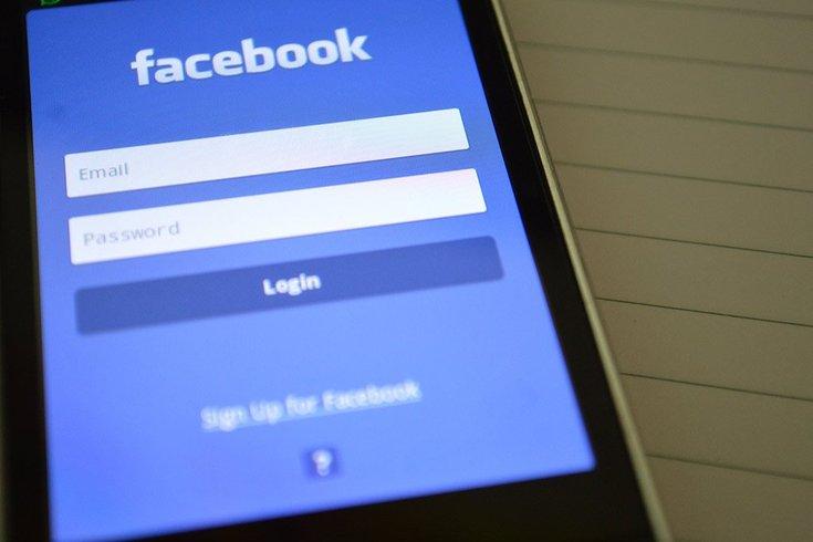 Facebook post woman flooding drown