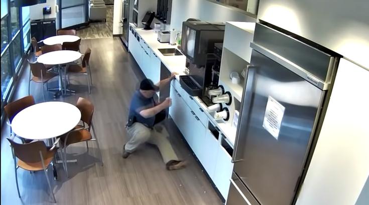 N.J. Insurance Fraud Fall Video