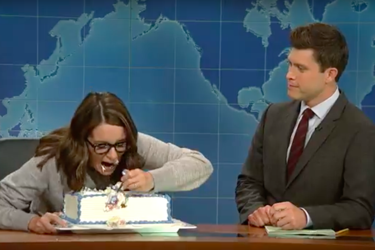 Tina Fey SNL Weekend Update