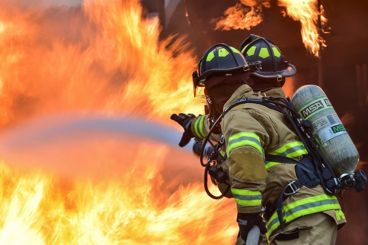 Philly woman Upper Darby fire arson