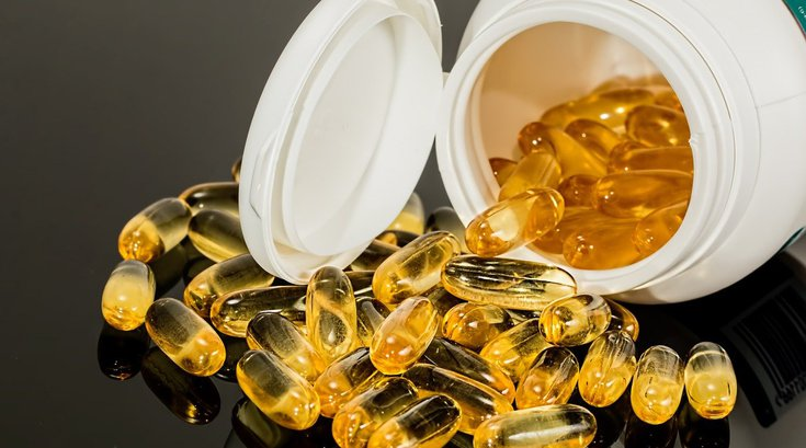 FIsh oil heart health