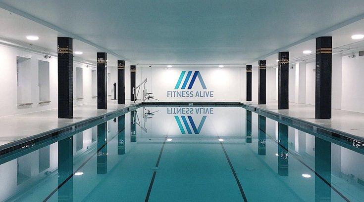 fitness alive lap pool