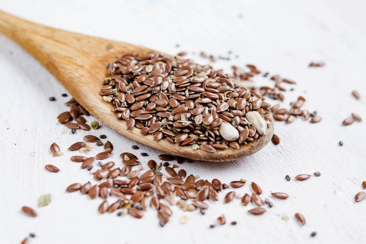 flax seeds flickr