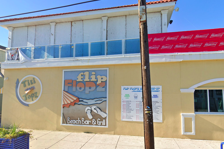 flip flopz north wildwood