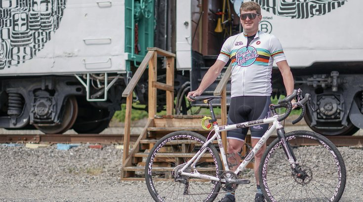Floyd Landis Coffee Hemp Bike Shop