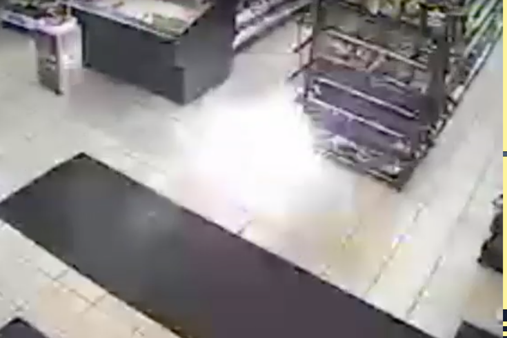Frankford Avenue gas station explosion