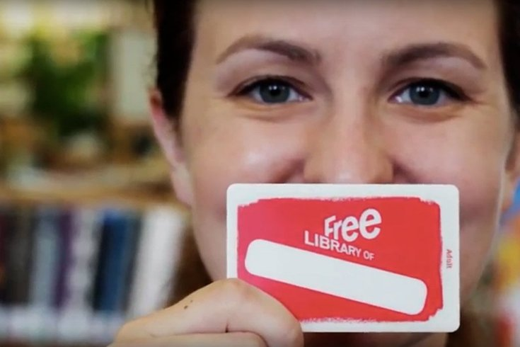 Free Library experience pass